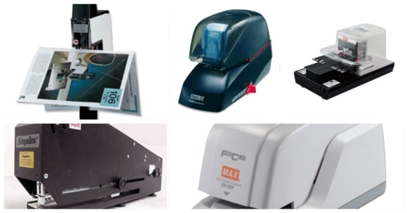best electric staplers 2019